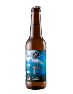 12 HELLES LAGER